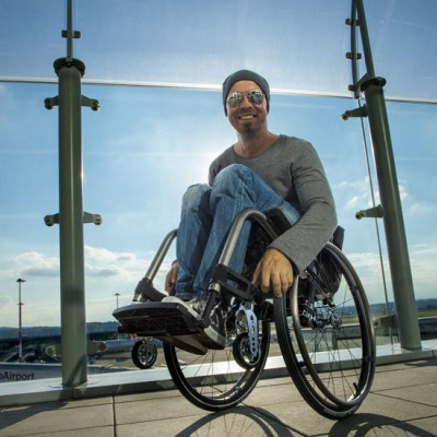 Meet Kuschall, Champion of Foldable Wheelchairs